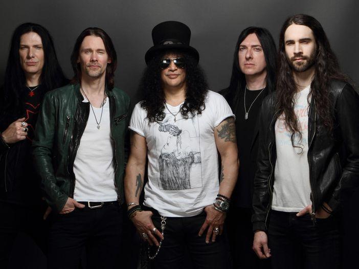 Slash in concerto con Myles Kennedy & The Conspirators al Rock The Castle di Verona – BIGLIETTI/PREZZI