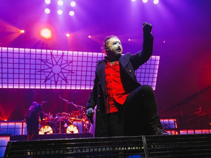 Slipknot, in streaming il concerto al Download Festival 2019