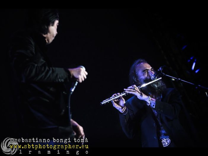 Nick Cave al lavoro con Warren Ellis sulla colonna sonora di 'Kings'