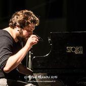 4 luglio 2015 - Anfiteatro Umberto Bindi - Santa Margherita Ligure (Ge) - Carlo Valente in concerto