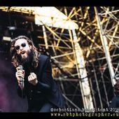 12 luglio 2016 - Pistoia Blues Festival - Piazza del Duomo - Pistoia - Father John Misty in concerto
