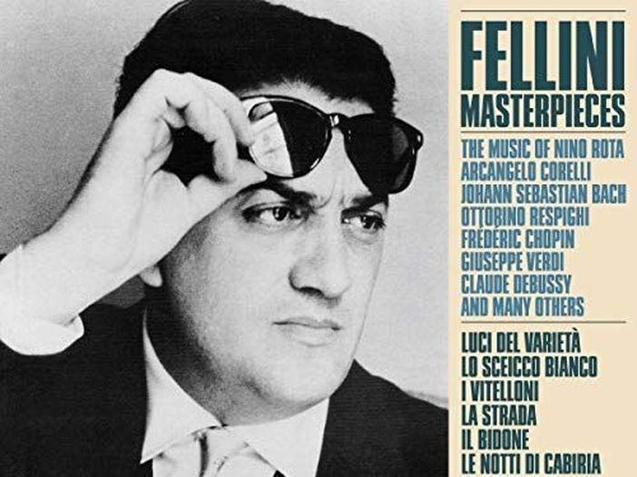 I 100 anni di Federico Fellini: le musiche dei suoi film