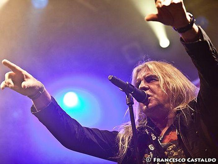 Saxon contest in arrivo: vinci un giubbotto di 'Unplugged & strung up'