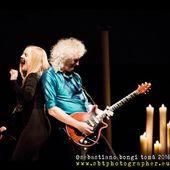 24 febbraio 2016 - ObiHall - Firenze - Brian May & Kerry Ellis in concerto