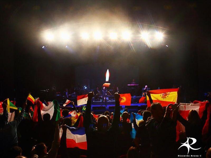 12 dicembre 2019 - Auditorium Conciliazione - Roma - Marillion in concerto