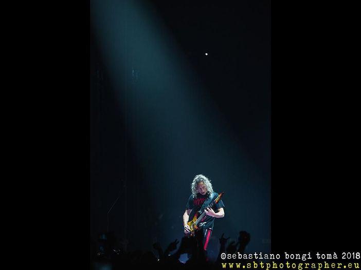 Concerti, Metallica: la recensione dello show di Udine