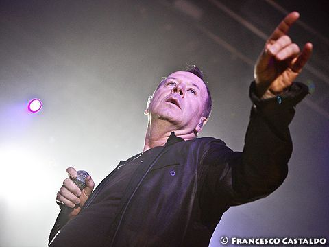 Simple Minds: new album next spring and a relentless touring schedule