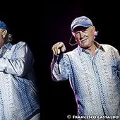 27 luglio 2012 - Ippodromo del Galoppo - Milano - Beach Boys in concerto