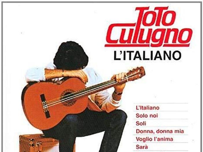 """Toto Cutugno, la storia di """"L'Italiano"""""""