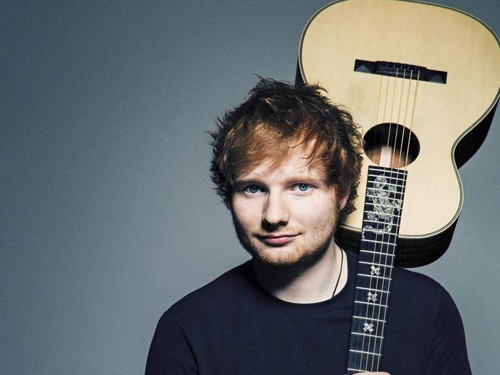 Ed Sheeran svela la tracklist del nuovo album '÷' - GUARDA