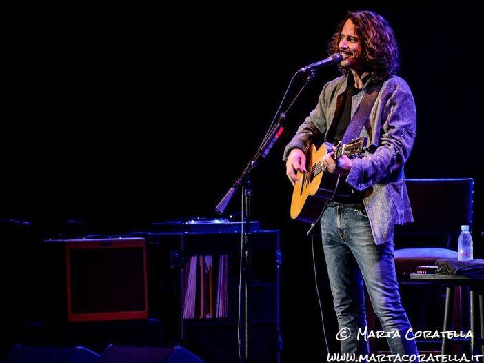 Il saluto a Chris Cornell di Pearl Jam e Soundgarden - GUARDA