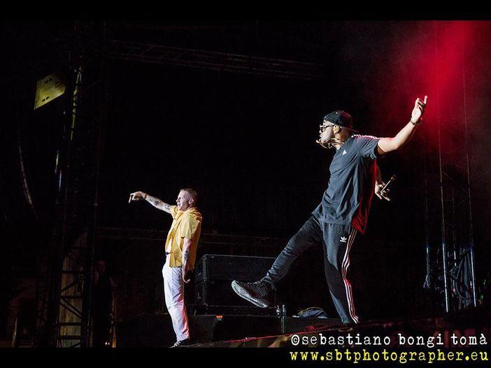 Macklemore e Ryan Lewis: divertimento senza liturgia hip-hop al Lucca Summer Festival - FOTO GALLERY