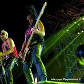 18 luglio 2014 - Hydrogen Festival - Villa Contarini - Piazzola sul Brenta (Pd) - Scorpions in concerto