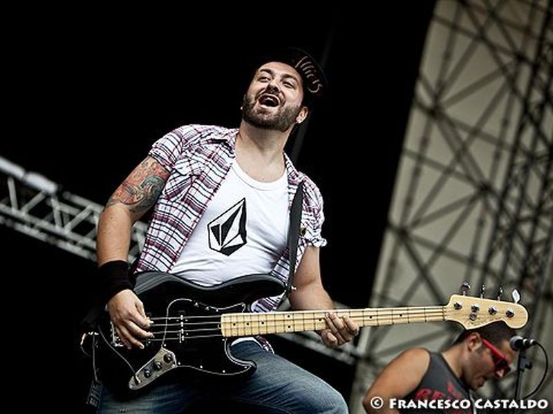 4 Settembre 2011 - I-Day Festival - Arena Parco Nord - Bologna - If I Die Today in concerto