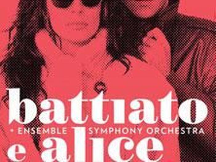 Alice e Franco Battiato, è partito il tour di coppia: prime testimonianze audio. ASCOLTA