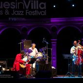 7 luglio 2013 - Blues in Villa - Parco di Villa Varda - Brugnera (Pn) - James Blood Ulmer Trio in concerto