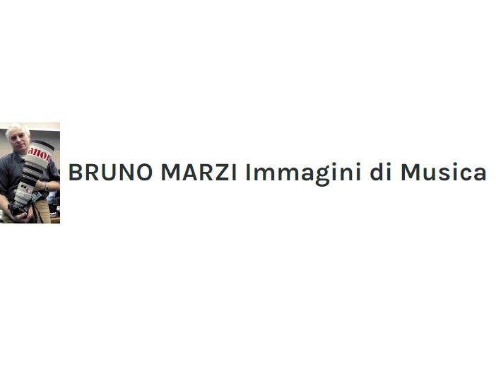 Online dal 5 febbraio il sito 'Bruno Marzi, immagini di musica'