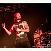 4 febbraio 2016 - Fabrique - Milano - Thy Art Is Murder in concerto
