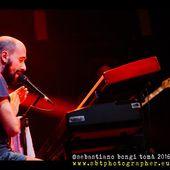 8 ottobre 2016 - The Cage Theatre - Livorno - I Gatti Mezzi in concerto