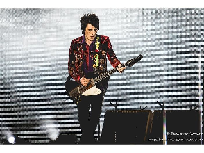 Ronnie Wood (Rolling Stones), in arrivo un documentario
