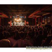 24 aprile 2018 - The Cage Theatre - Livorno - Modena City Ramblers in concerto