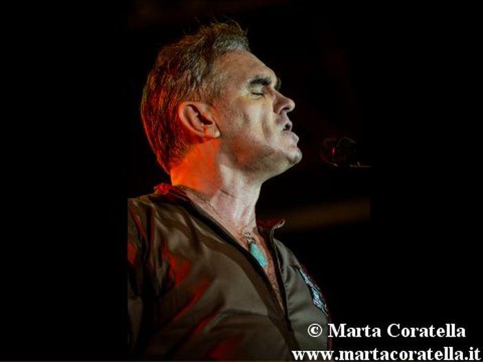 Los Angeles, Morrissey ricoverato e poi dimesso per una commozione celebrale