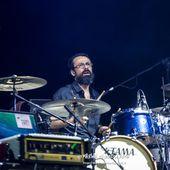 11 luglio 2015 - Goa Boa Festival - Porto Antico - Genova - Bluvertigo in concerto