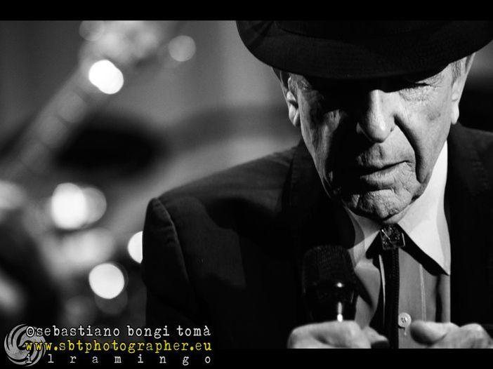 Morte di Leonard Cohen, il ricordo di Claudio Daiano