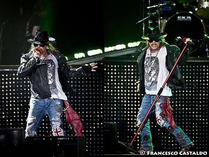 Guns N' Roses, la voglia di averli in concerto in Italia è alta. Il web gioca con la passione dei fans - GUARDA