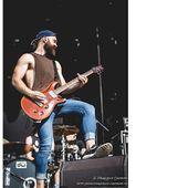25 giugno 2017 - Firenze Rocks - Visarno Arena - Firenze - Don Broco in concerto