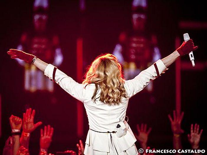 Madonna denunciata per plagio per 'Frozen'