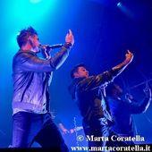 22 novembre 2013 - Atlantico Live - Roma - Blue in concerto