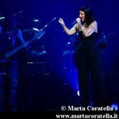 8 dicembre 2013 - PalaLottomatica - Roma - Laura Pausini in concerto