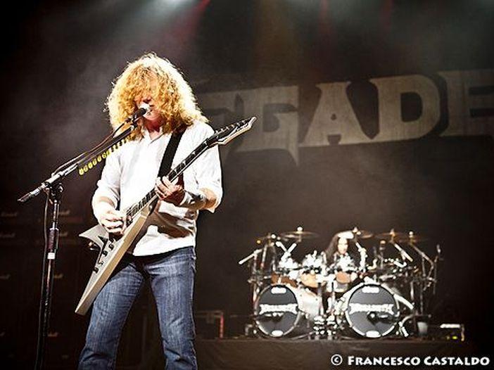 Megadeth, Dave Mustaine licenzia in tronco il suo tecnico delle chitarre: 'Non vedrò mai più il suo stupido culo in vita mia' -VIDEO
