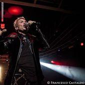 23 novembre 2014 - Fabrique - Milano - Billy Idol in concerto