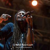 8 luglio 2015 - Goa Boa Festival - Porto Antico - Genova - Raphael in concerto
