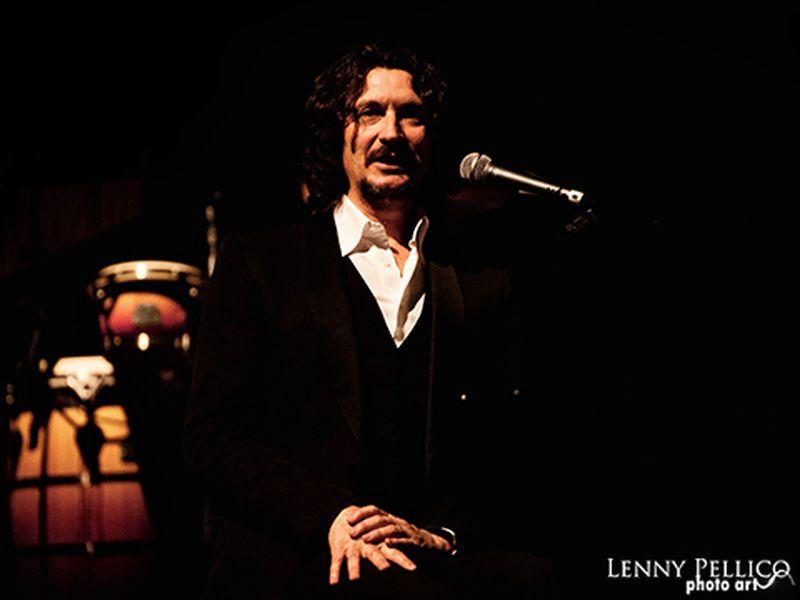 19 Marzo 2012 - Teatro EuropAuditorium - Bologna - Sergio Cammariere in concerto