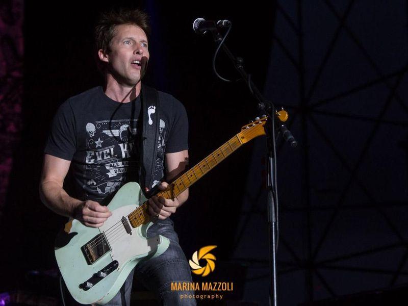 10 luglio 2018 - Arena del Mare - Genova - James Blunt in concerto
