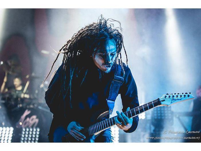 Korn, addio a Shane Gibson