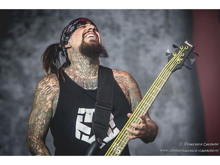 Korn, il bassista Fieldy si prende una pausa