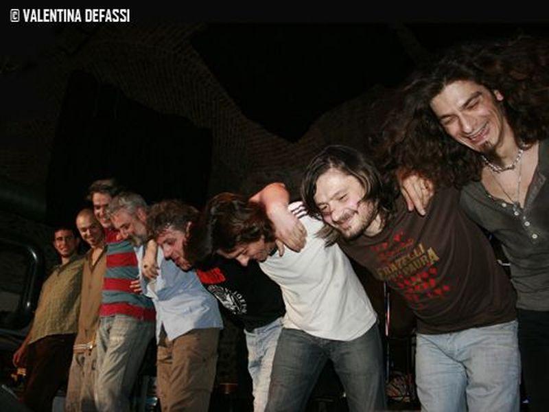 8 Maggio 2010 - Lapsus - Torino - Fratelli di Soledad in concerto