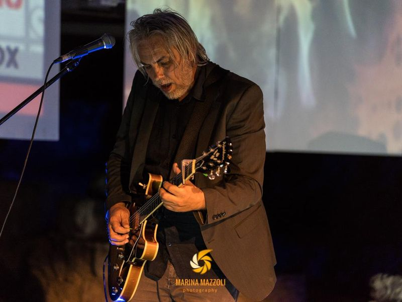22 giugno 2019 - Lilith Festival - Giardini Luzzati - Genova - Marina Rei & Paolo Benvegnù in concerto