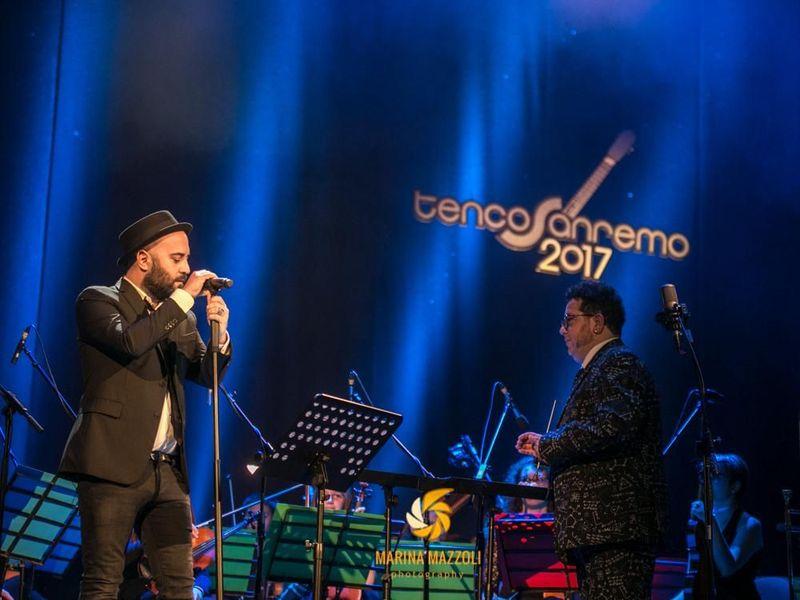 19 ottobre 2017 - Teatro Ariston - Sanremo (Im) - Premio Tenco
