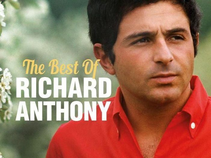 Richard Anthony, un francese in Italia