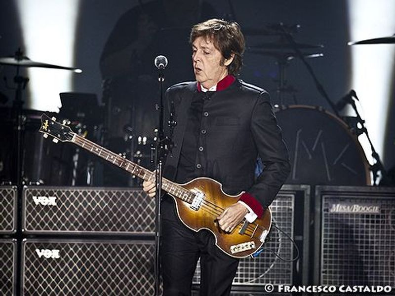 Paul McCartney, Lenny Kravitz e Hollywood Vampires: in arrivo info sul rimborso dei concerti annullati