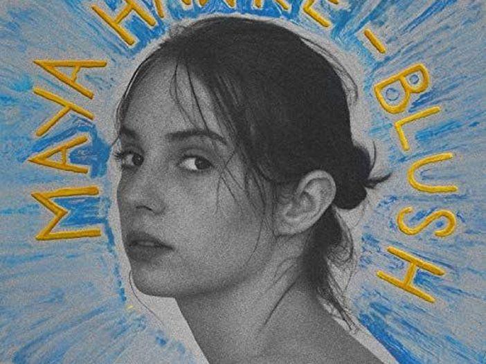 Se con il cinema dovesse andare male, Maya ha un futuro nella musica