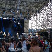 15 luglio 2014 - Goa Boa Festival - Arena del Mare - Genova - Pedro Navaja in concerto