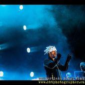 11 luglio 2017 - Visarno Arena - Firenze - Jamiroquai in concerto