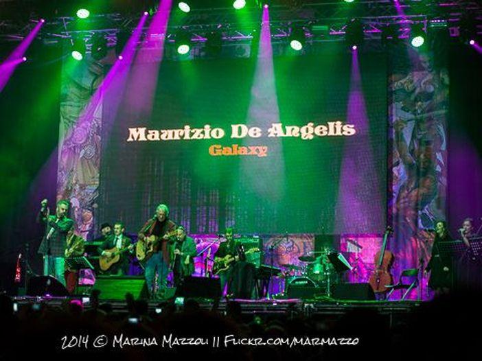 Maurizio De Angelis in concerto, dagli Oliver Onions a oggi