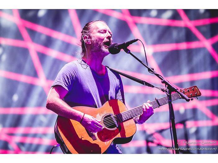 Radiohead a Glastonbury: cosa è successo, la scaletta, il video e l'audio integrale del concerto - GUARDA / ASCOLTA